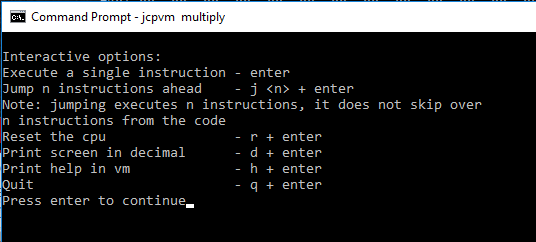 printhelp reset key